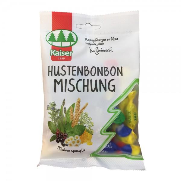 Kaiser Hustenbonbon Mischung (Mix 5 γεύσεων)