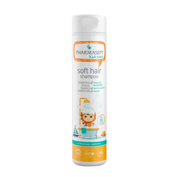 KID SOFT HAIR SHAMPOO 300ml