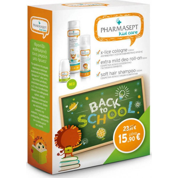 Pharmasept kid care - Back to school